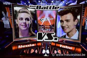 Hier eindigt The Voice voor Alessia (Londerzeel) - Het Nieuwsblad