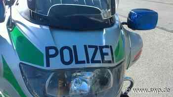 Blaulicht Filderstadt: Davongefahren und Polizeibeamten verletzt – Zeugen gesucht - SWP