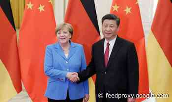 Angela Merkel told to ignore human rights by China as Beijing pumps money into Germany