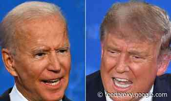 Joe Biden is dividing Americans even more than Donald Trump says surprise poll