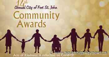 Replay: Fort St. John 2021 Community Awards - Alaska Highway News