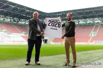 Wichtiger Sponsor bleibt dem FC Augsburg langfristig erhalten - Presse Augsburg