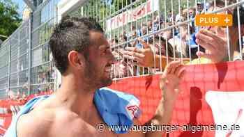 Der ganz große Sprung in den Profifußball gelang Sercan Güvenisik nicht - Augsburger Allgemeine