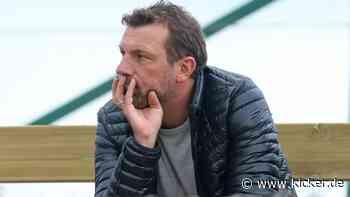 Trainerfrage beim FCA: Der Name Weinzierl hält sich hartnäckig - kicker