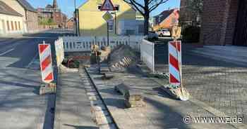 Anwohner klagen über Straßenschäden in Grefrath - Westdeutsche Zeitung