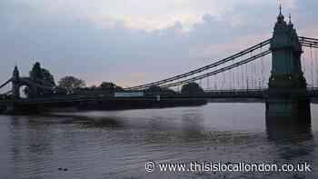Ready Steady Ferry Go by Fergus Briston, Hampton School - This is Local London