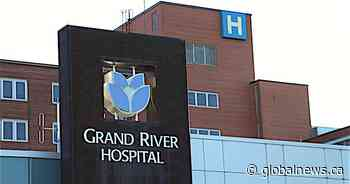33 COVID-19 patients transferred to hospitals in Waterloo Region, Guelph, Fergus over past week - Global News