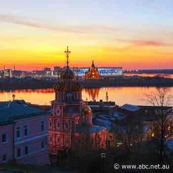 Explore hidden gems in the music and architecture of Nizhny Novgorod - ABC News