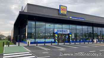Fiorano Modenese, inaugurato il nuovo puinto vendita della catena MD - ModenaToday
