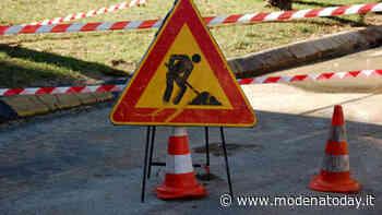 Fiorano Modenese. Chiusa via della Stazione per lavori di rinnovo condotta e nuovi allacciamenti - ModenaToday