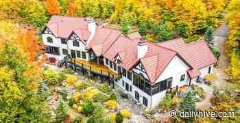 A look inside: Elegant $6.9M Mont-Tremblant estate (PHOTOS) | Urbanized - Daily Hive