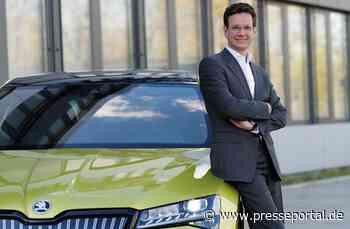 Peter Kühl übernimmt die Leitung Vertrieb bei ŠKODA AUTO Deutschland - Presseportal.de