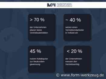 Aktiver Vertrieb erschließt Umsatzpotenziale - Form-Werkzeug.de