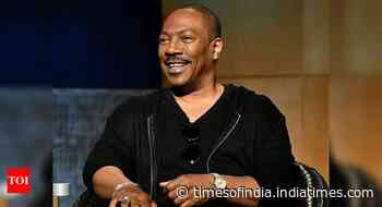 Eddie Murphy on grounding himself after successive hits in 1980s - Times of India