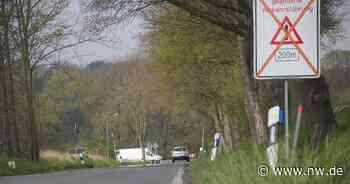 Vorsicht: In Kirchlengern wird die Vorfahrt geändert - Neue Westfälische