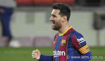 Guayos con los que Messi batió récord de Pelé fueron subastados - La FM