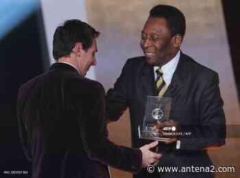 Millonaria subasta por los guayos con los que Messi batió récord de Pelé - Antena 2