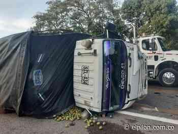 Accidente en Chiriguaná dejó cuatro heridos - ElPilón.com.co