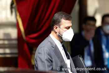 Diplomats from 5 nations resuming Iran nuclear talks