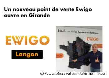 Ewigo continue avec ses ouvertures et s'implante à Langon - Observatoire de la Franchise