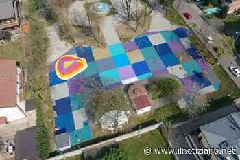 Garbagnate Milanese, completato il restyling del Parco Degli Abeti I FOTO - Il Notiziario