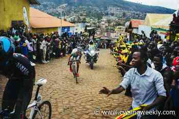 Pierre Rolland and B&B borrow bikes from Total Direct Energie after only two survive trip, as magic of Tour du Rwanda beckons