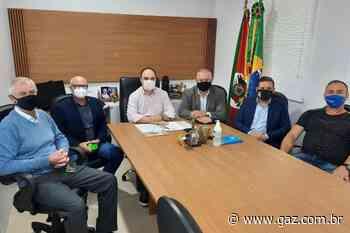 Prefeitos de Sobradinho e Arroio do Tigre se reúnem com comando regional da BM - GAZ