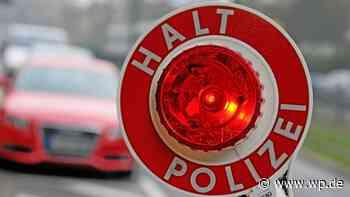 Haiger/Burbach: Betrunkener Audi-Fahrer türmt nach Unfall - Westfalenpost