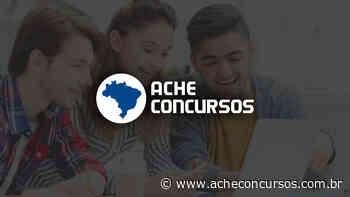Processo Seletivo Prefeitura de Bom Despacho-MG 2021 - Ache Concursos