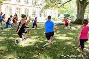 Urban Training Domaine du Donjon samedi 8 mai 2021 - Unidivers