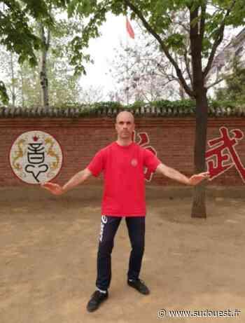 Carbon-Blanc : le professeur des écoles Nicolas Trembley enseigne aussi le yiquan, le taijiquan et le qigong - Sud Ouest