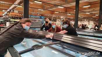 """Neuer """"Edeka"""" in Weener wird zum Plattdeutsch-Supermarkt - NOZ"""