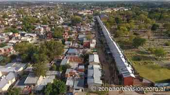 San Isidro: importantes mejoras urbanísticas en el barrio Santa Ana de Boulogne - Zona Norte Visión