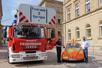 ▷ EPPINGEN.org wird Medienpartner des Jubiläums der Feuerwehr Eppingen - Eppingen.org
