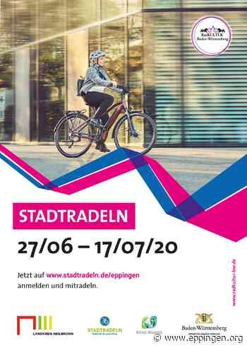▷ STADTRADELN geht in die nächste Runde - Eppingen.org