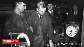 Mallard steam locomotive driver to get Doncaster memorial