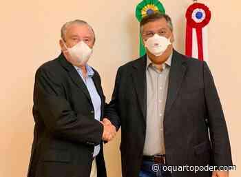 Maranhão Flávio Dino anuncia Zé Reinaldo como diretor do Porto do Itaqui - O Quarto Poder