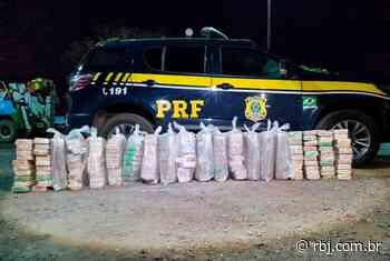 PRF apreende 200 Kg de cocaína que tinha como destino Coronel Vivida - RBJ
