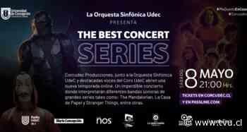 Orquesta y Coro UdeC recrearán melodías de series en Concierto sinfónico - TVU