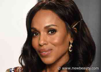 Kerry Washington Speaks Out on Skin-Cancer Misconceptions Within the Black Community - NewBeauty Magazine