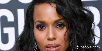 Kerry Washington on 'Addressing the Myths' About Safe Sun in the Black Community: 'Skin Cancer Doesn't Discriminate' - PEOPLE