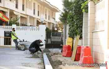 Petrer mejora la accesibilidad del barrio San José - Valle de Elda - Valle de Elda