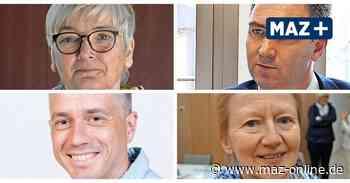 Bürgermeisterwahl Königs Wusterhausen: Vier Kandidaten, ein Wackelkandidat - Märkische Allgemeine Zeitung