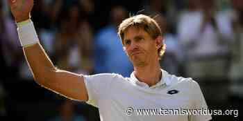 Kevin Anderson reacts to making Estoril quarterfinal - Tennis World USA
