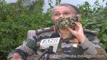 Army has been directed to 'get out and work': Dy Chief of Integrated Defence Staff