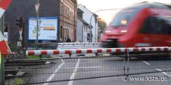 Eitorf: Bahn-Übergang an der Siegstraße könnte gesperrt werden - Kölner Stadt-Anzeiger