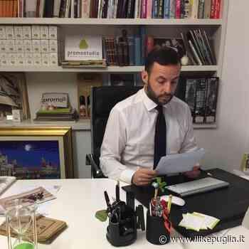 Luca Rutigliano nominato nuovo consigliere esperto di Emiliano - Ilikepuglia