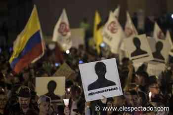 Miembro de Marcha Patriótica fue asesinado en Cajibío, Cauca - El Espectador