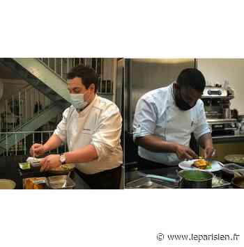 Joinville-le-Pont : ces chefs gastronomiques se lancent dans la livraison de plats à petits prix - Le Parisien