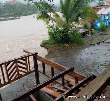Cerca de 6 mil damnificados por las lluvias en Vigía del Fuerte, Antioquia, piden ayudas - Alerta Paisa